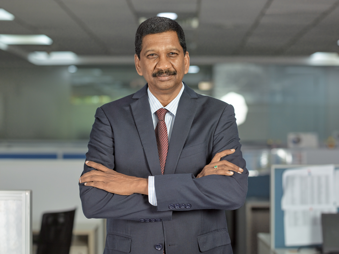 Executive Portrait Shoot - Managing Director & CEO, Toyota Tsusho Insurance Broker India, Vijay Govada, Fixing the system - https://www.theceomagazine.com/executive-interviews/finance-banking/vijay-govada/